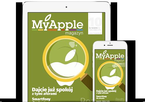 Pobierz najnowszy numer MyApple Magazynu. Zapraszamy do lektury